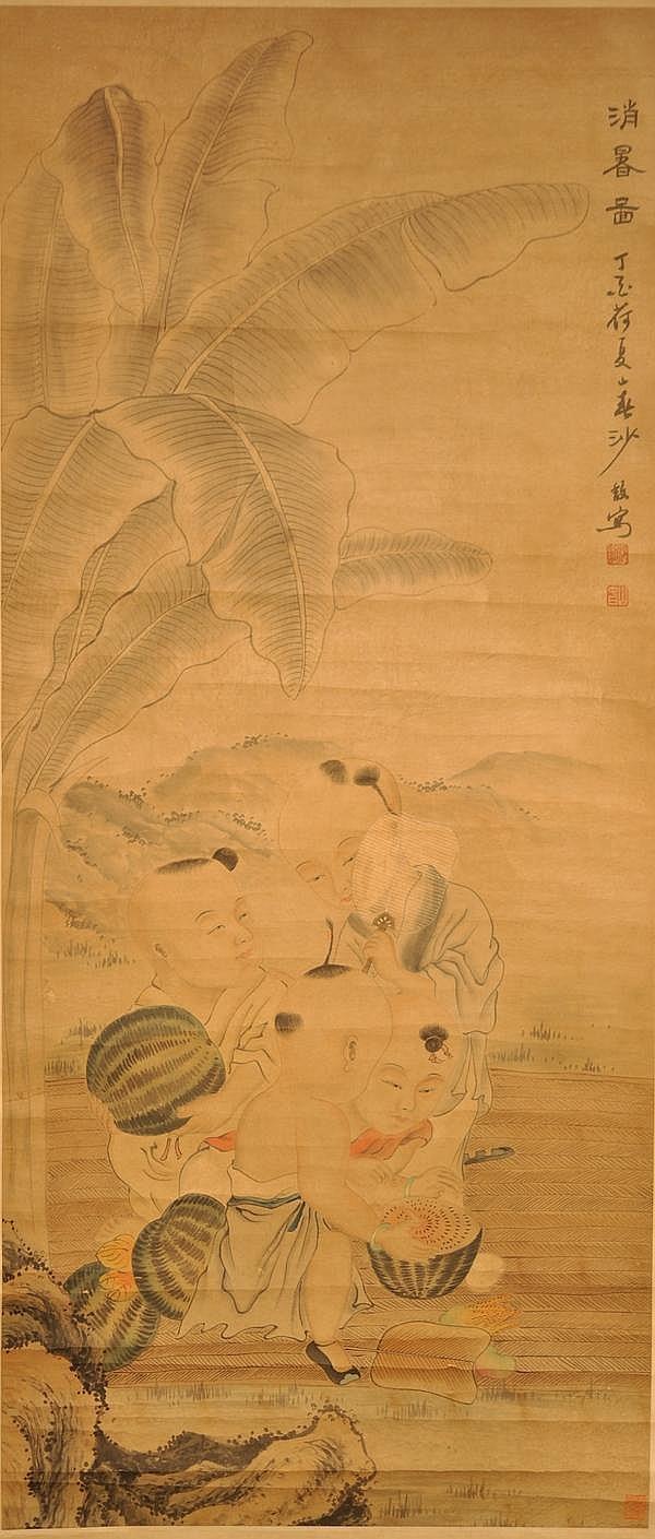 SHA FU (1831-1906)