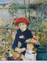 Renoir Print,