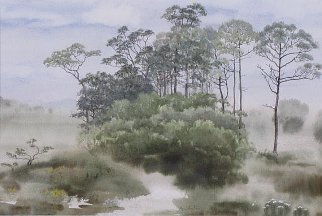 Jean Vietor 8x12 WC Landscape