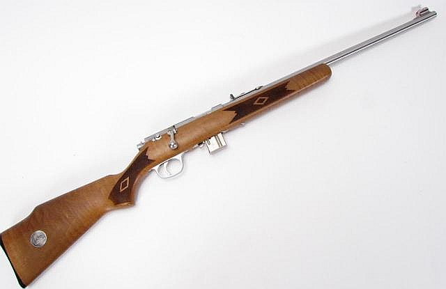 Ducks Unlimited Marlin Stainless 22-Cal. Rifle