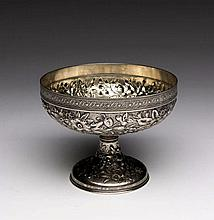 WHITING AMERICAN SILVER FOOTED COMPOTE