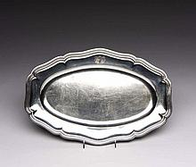 FRENCH SILVER TRAY