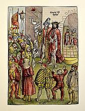 Urs Graf (Swiss 1485 - 1528)