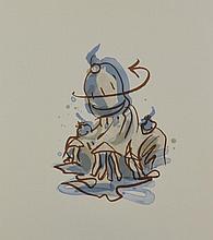 Claes Oldenburg (American 1929 - )