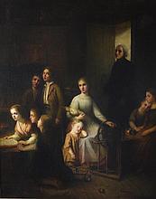 HENRI JOZEF DILLENS (BELGIAN, 1812-1872)