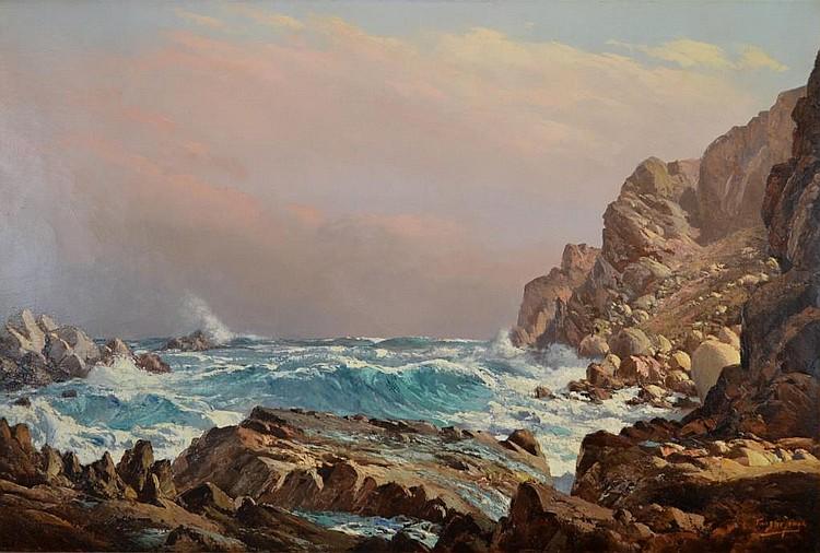 Tinus DE JONG (South African, 1885 - 1942)