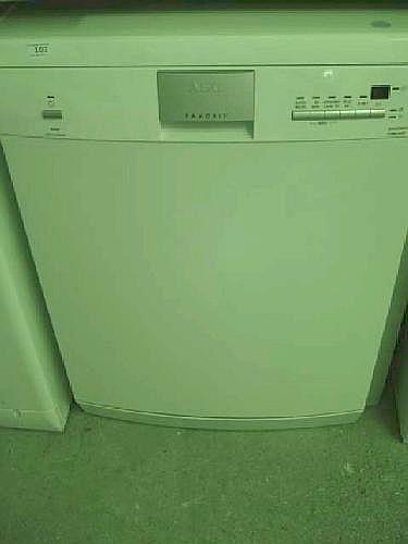 A Graded Aeg Favorit Sensorlogic Turbodry Dishwasher