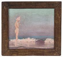 Oil by Agnes Pelton