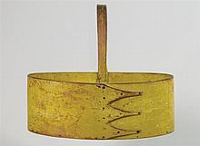 Lemon yellow carrier