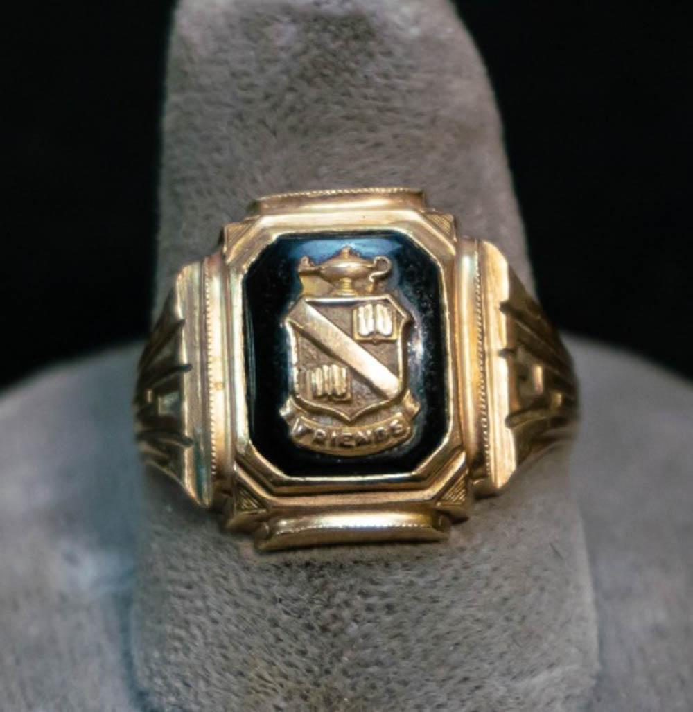 10k Gold Class Ring