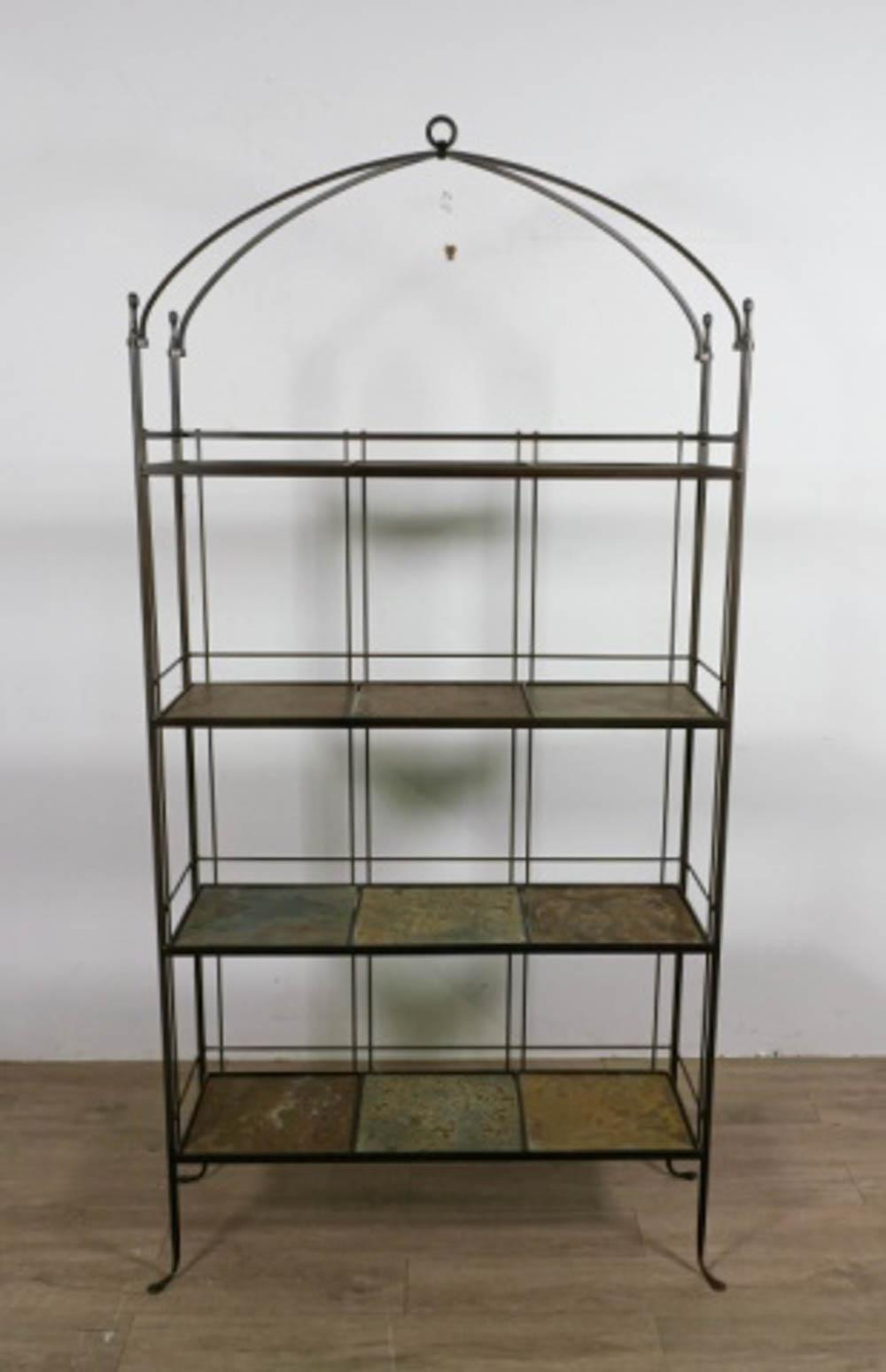 French Style Monarch Baker's Rack
