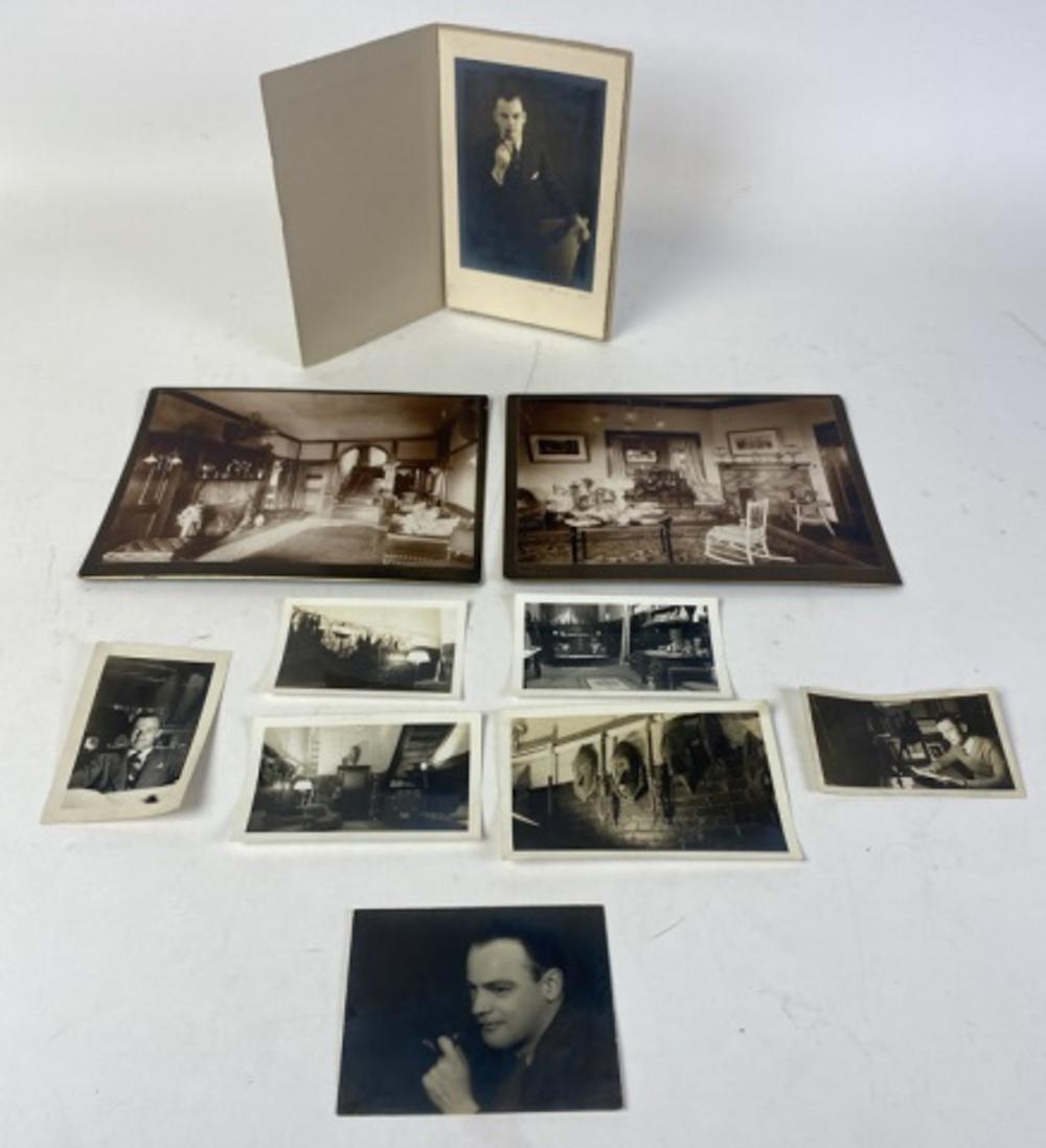 Louis Pierre Ledoux Portraits and House Interior