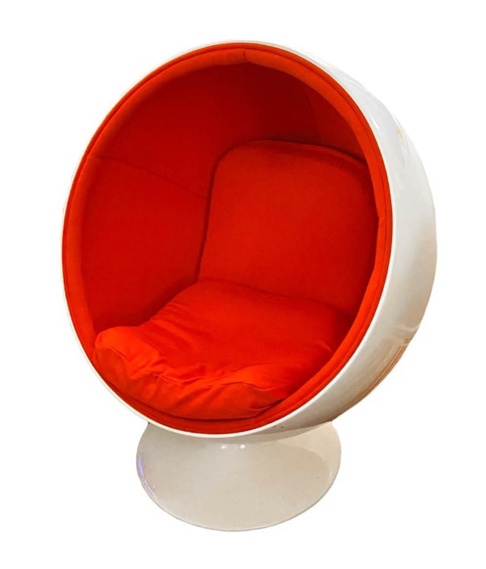 Eero Aarnio Style Sphere Chair