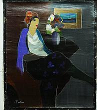 Original Itzchak Tarkay