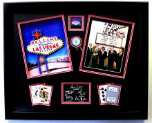 Las Vegas Sign - Sculpture (FRAMED) LG450