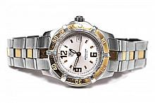 Tag Heuer Two Tone Ladies Quartz W2697