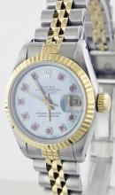 Rolex StainlessSteel&YellowGold Datejust 26mm WA9603