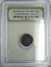 Constantine The Great Era Roman Empire c. 330AD W30