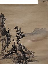 Chinese Landscape Painting W105