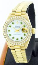 Rolex 18K Yellow Gold 26mm Datejust WA18603