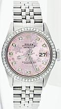 Rolex Stainless Steel 36mm Datejust 1601 WA10503