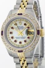 Rolex StainlessSteel&YellowGold26mmLadyDatejust WA10803