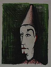 Bernard Buffet Faces Suite (Unframed) W60