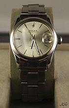 ROLEX Stainless Steel Oyster Date Precision W4507