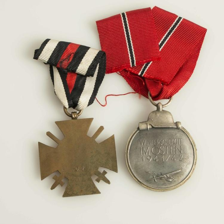 German WWII Medals, some in issue envelopes