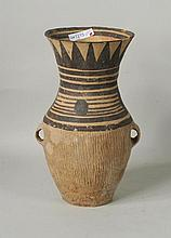 Chinese Neolithic Earthenware Painted Vessel