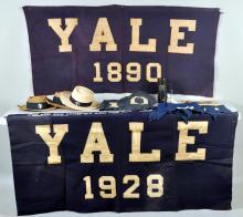 Group Yale Memorabilia