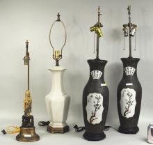 Group Four Table Lamps