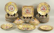 English Regency Period Coalport Porcelain