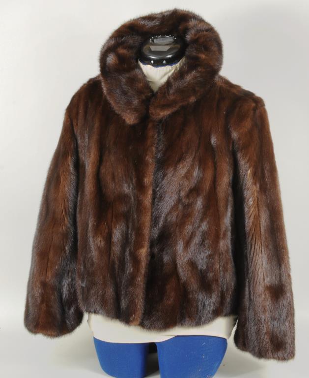 Vintage Mink Jacket