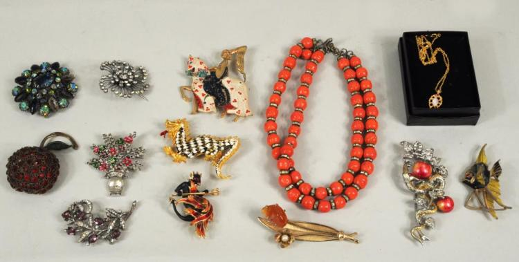 Group Costume Jewelry