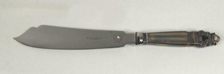 Georg Jensen Sterling Serving Knife