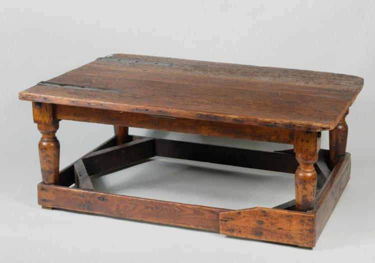 Early English Cannery Work Table