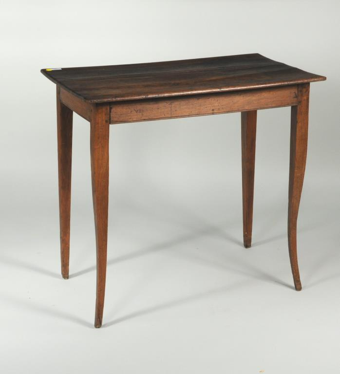 Rustic French Provincial Side Table