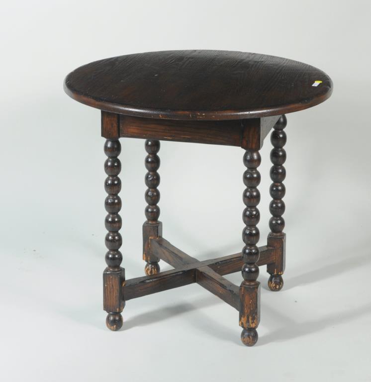 Jacobean Style English Pub Table