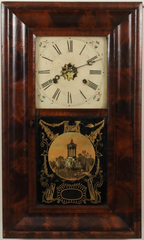 E.N. Welch Ogee Clock