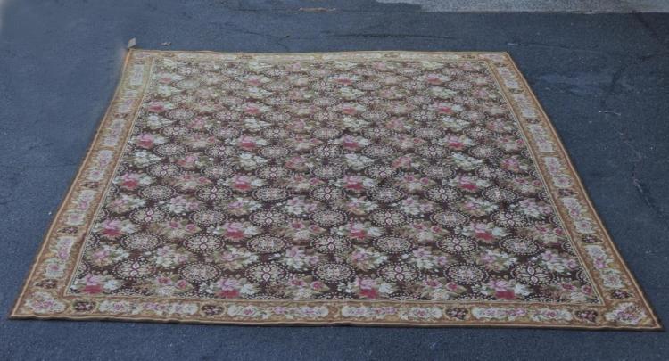 Stark Needlepoint Carpet