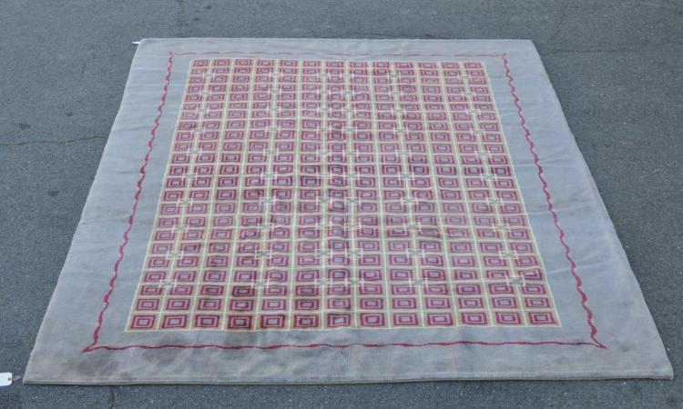 Contemporary Woven Carpet