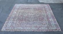 Room Size 19th C. Oriental Rug