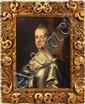 Austrian School, O/C Portrait of a Lady