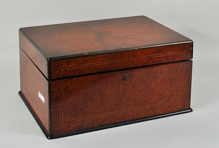 Dunhill Bird's Eye Maple Humidor