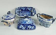 Thee Staffordshire Items,