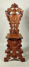 Italian Scabello Chair