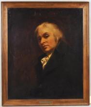 Adrian Lamb O/C Romney's Self Portrait