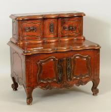 French Provincial Salesman Sample Buffet