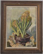 Woldemar Neufeld, O/C Floral Still Life